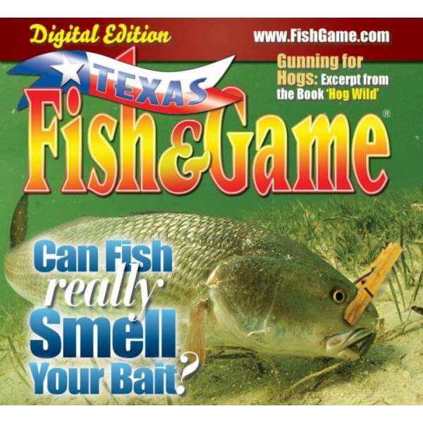 texas fish game magazine subscription