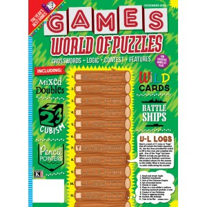 Games Magazine (Games World of Puzzles)
