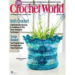 Crochet World Magazine Subscription - MagazineNook.com ...