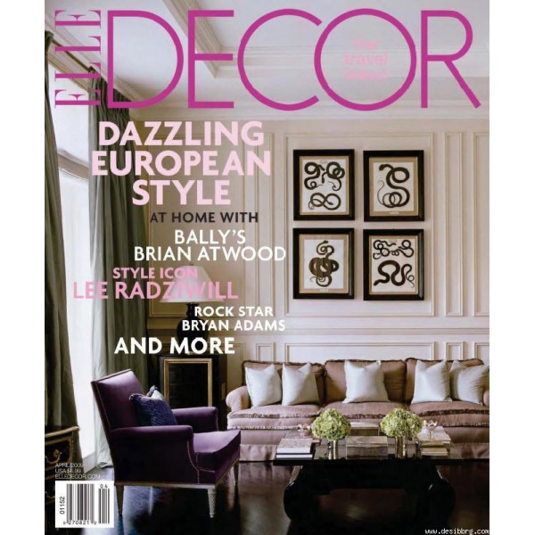 elle decor - Home Design Magazine